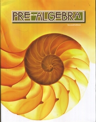 Pre-Algebra - Student Textbook