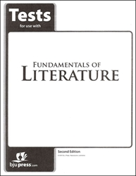 Fundamentals of Literature - Tests