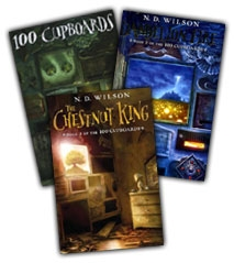100 Cupboards - Hardcover Trilogy