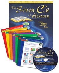 Seven C's of History - Set