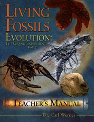 Living Fossils - Teacher's Manual