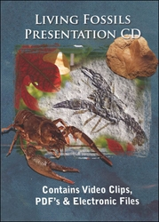 Living Fossils - Presentation CD