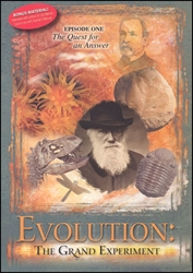 Evolution: The Grand Experiment - DVD