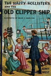 Happy Hollisters and the Old Clipper Ship