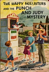 Happy Hollisters and the Punch and Judy Mystery