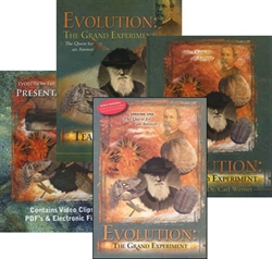 Evolution: The Grand Experiment - Set