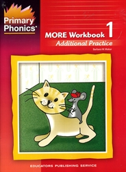 Primary Phonics More Workbook 1
