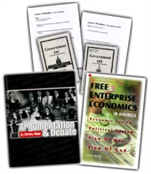 Intro to Policy Debate - Book Package