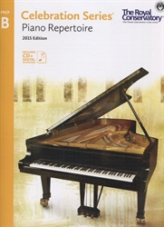 Celebration Series - Preparatory Piano Repertoire B