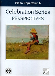 Celebration Series Perspectives - Piano Repertoire 6