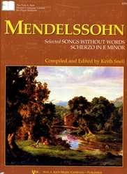 Mendelssohn - Selected Songs without Words
