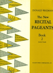 New Recital Pageants, Book 2