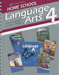 Language Arts 4 - Curriculum/Lesson Plans