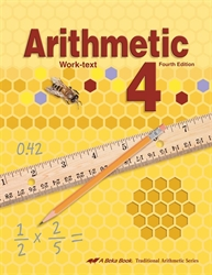 Arithmetic 4 - Worktext