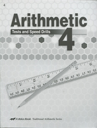 Arithmetic 4 - Tests/Speed Drills