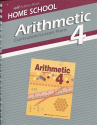 Arithmetic 4 - Curriculum/Lesson Plans