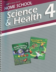 Science/Health 4 - Curriculum/Lesson Plans