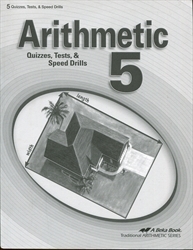 Arithmetic 5 - Tests/Speed Drills