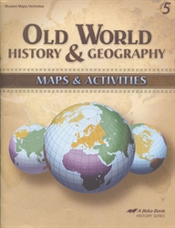 Old World History & Geography - Map Skills Book