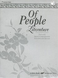 Of People - Test/Quiz Book (old)