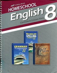 English 8 - Home School Curriculum