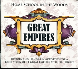 Great Empires - CD