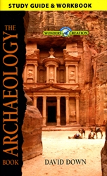 Archaeology Book - Study Guide & Workbook