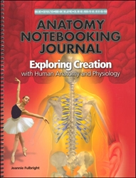 Exploring Creation With Human Anatomy - Notebooking Journal