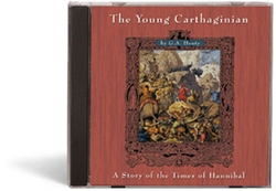 Young Carthaginian - MP3 CD