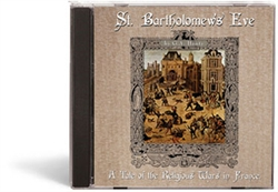 St. Bartholomew's Eve - MP3 CD