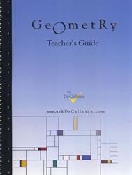 Geometry: Seeing, Doing, Understanding - Teacher's Guide