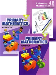 Primary Mathematics 4B - Semester Pack