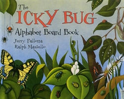 Icky Bug Alphabet Board Book
