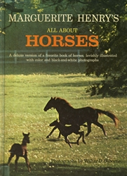 Marguerite Henry's All About Horses