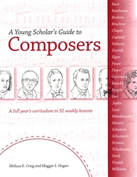 Young Scholar's Guide to Composers (PDF CD-Rom)