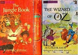 Jungle Book / The Wizard of Oz