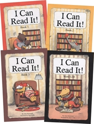 I Can Read It! - 4 Volumes