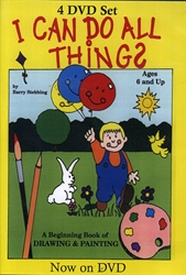 I Can Do All Things - Book and DVD Set (old)