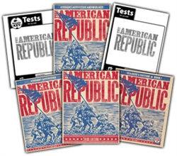 BJU American Republic - Home School Kit (old)