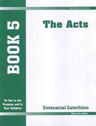 Covenantal Catechism Book 5