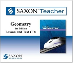 Saxon Geometry - Teacher CD-ROM