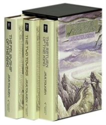 Lord of the Rings - Hardbound Boxed Set