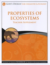 Properties of Ecosystems - Teacher Supplement (old)