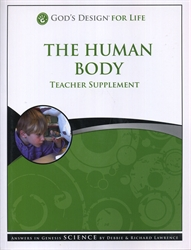 Human Body - Teacher Supplement (old)