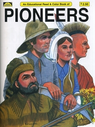 Pioneers - Coloring Book