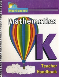 Mathematics K - Teacher Handbook