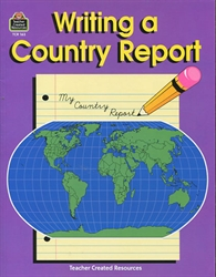 Writing a Country Report