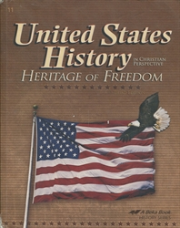 Heritage of Freedom - Student Text