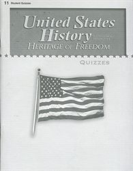 Heritage of Freedom - Quiz Book