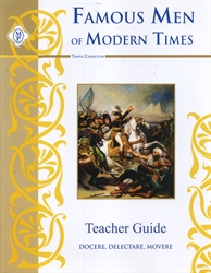 Famous Men of Modern Times - Teacher Guide